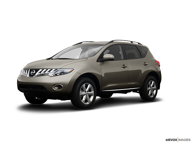 2009 Nissan Murano Vehicle Photo In Las Vegas, NV 89130