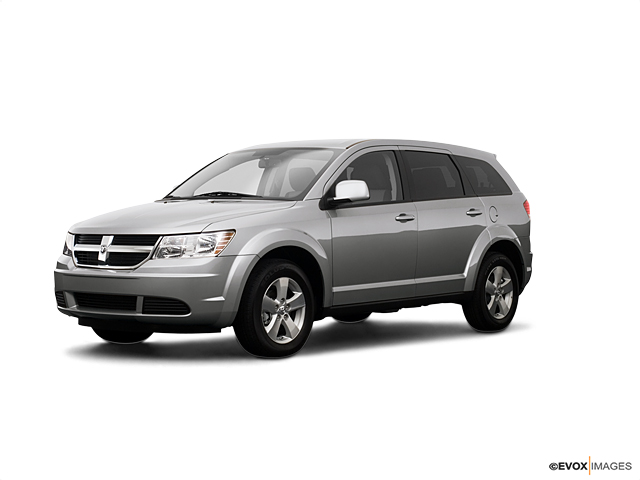 2009 Dodge Journey Vehicle Photo in Rockford, IL 61107