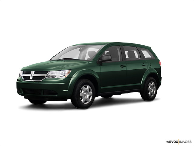 2009 Dodge Journey Vehicle Photo in Trevose, PA 19053-4984