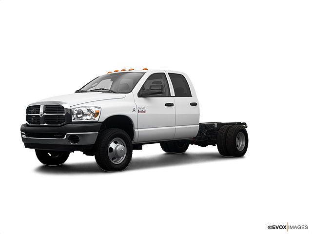 2008 Dodge Ram 3500 Vehicle Photo in Bend, OR 97701