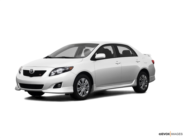 2009 Toyota Corolla Vehicle Photo in Edinburg, TX 78542