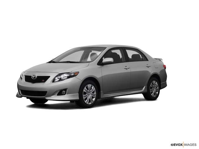 2009 Toyota Corolla Vehicle Photo in Midlothian, VA 23112