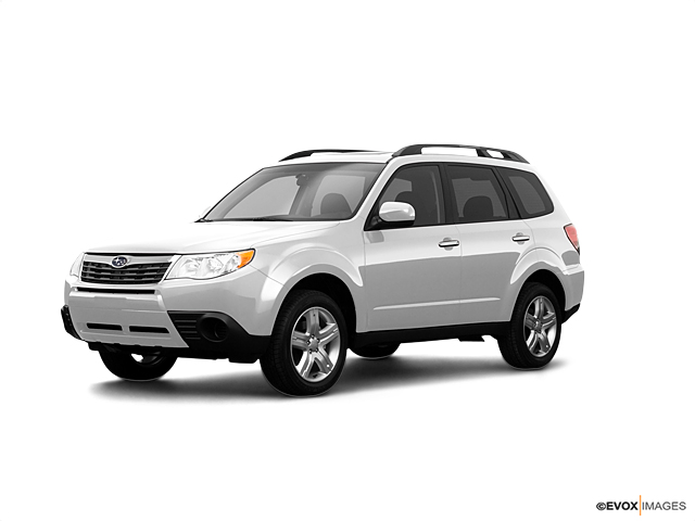 2009 Subaru Forester Vehicle Photo in Pembroke Pines, FL 33024