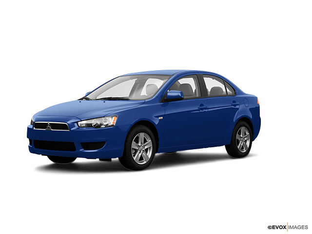 2009 Mitsubishi Lancer Vehicle Photo in Joliet, IL 60435