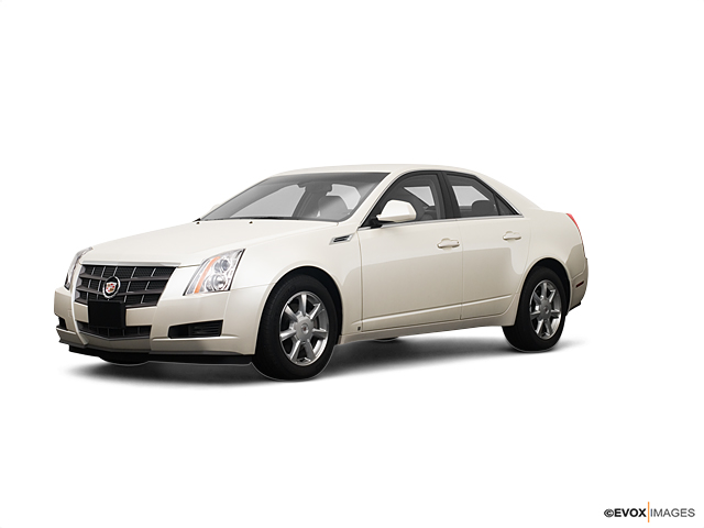 2008 Cadillac CTS Vehicle Photo in Portland, OR 97225