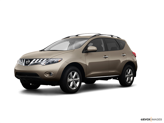 2009 Nissan Murano Vehicle Photo in Tallahassee, FL 32304
