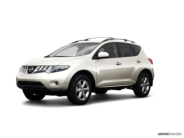2009 Nissan Murano Vehicle Photo in Lafayette, LA 70503