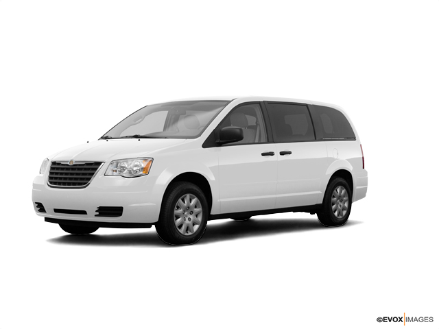 2009 Chrysler Town & Country Vehicle Photo in Oak Lawn, IL 60453