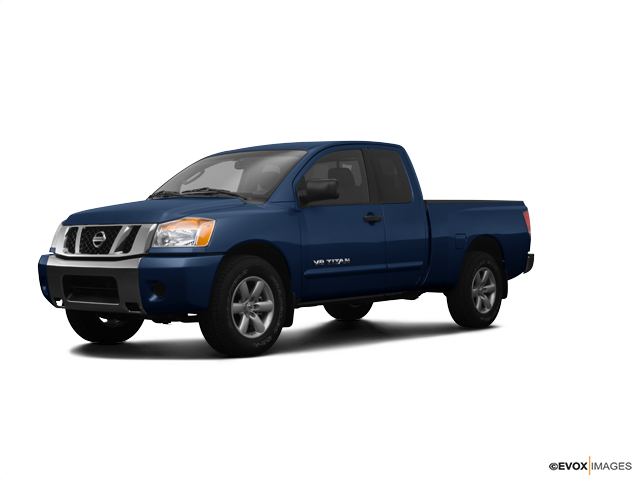 2009 Nissan Titan Vehicle Photo in West Harrison, IN 47060