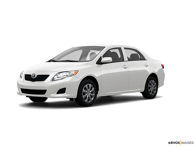 2009 Toyota Corolla Vehicle Photo in Honolulu, HI 96819