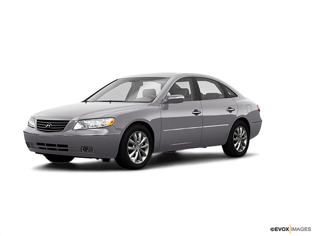 2008 Hyundai Azera Vehicle Photo in Salem, VA 24153