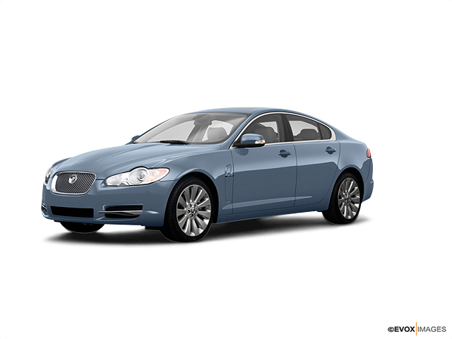 2009 Jaguar XF Vehicle Photo in Charleston, SC 29407