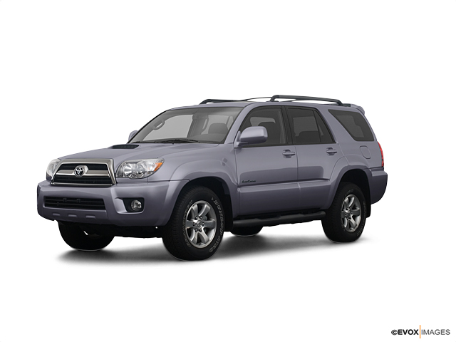 2008 Toyota 4Runner Vehicle Photo in Austin, TX 78759