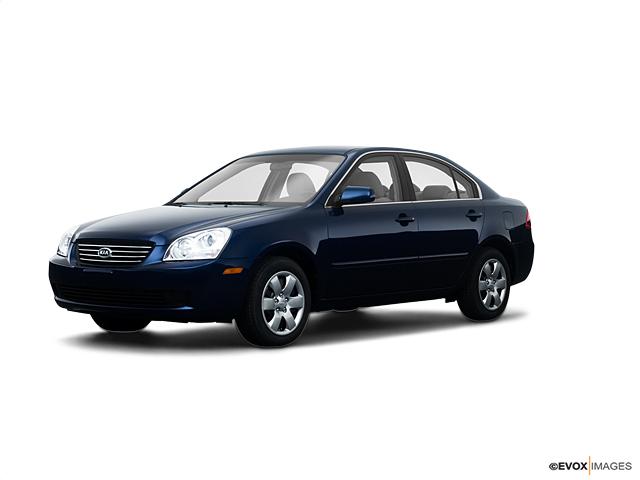2008 Kia Optima Vehicle Photo In Wesley Chapel, FL 33544