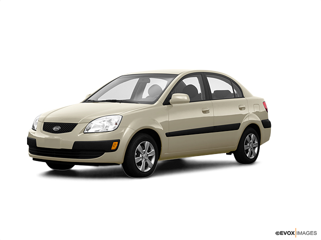 2008 Kia Rio Vehicle Photo in Akron, OH 44303