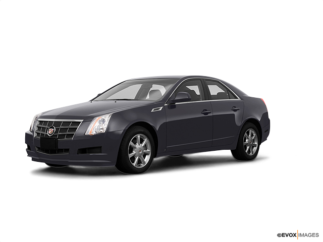 2009 Cadillac CTS Vehicle Photo in Bartow, FL 33830
