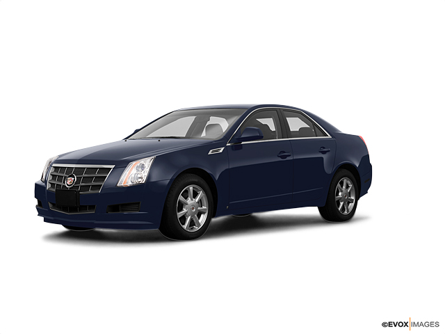 2009 Cadillac CTS Vehicle Photo in Colorado Springs, CO 80905