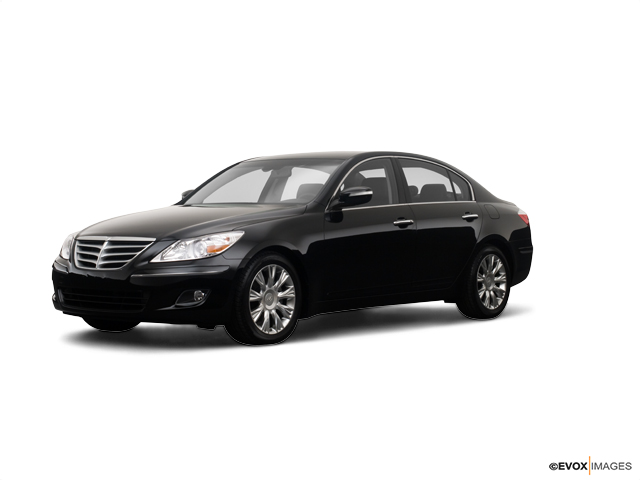 2009 Hyundai Genesis Vehicle Photo in Winnsboro, SC 29180