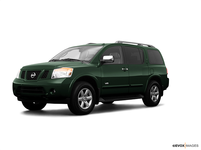 2009 Nissan Armada Vehicle Photo in Rockville, MD 20852
