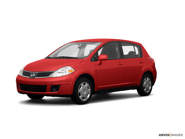 2009 Nissan Versa Vehicle Photo in Austin, TX 78759