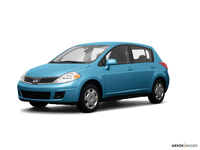 2009 Nissan Versa Vehicle Photo in Moon Township, PA 15108