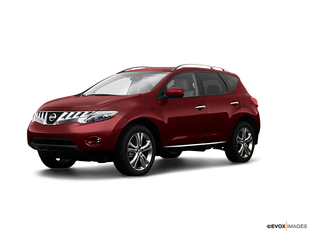 2009 Nissan Murano Vehicle Photo In Midland, TX 79703