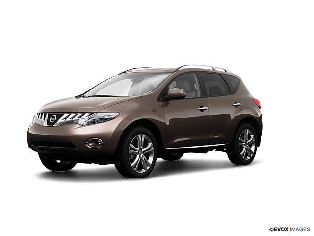 2009 Nissan Murano Vehicle Photo in Jasper, IN 47546