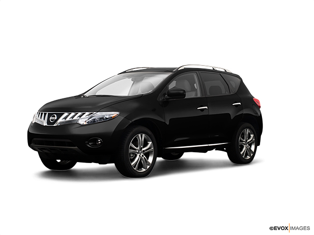 2009 Nissan Murano Vehicle Photo in Rockford, IL 61107