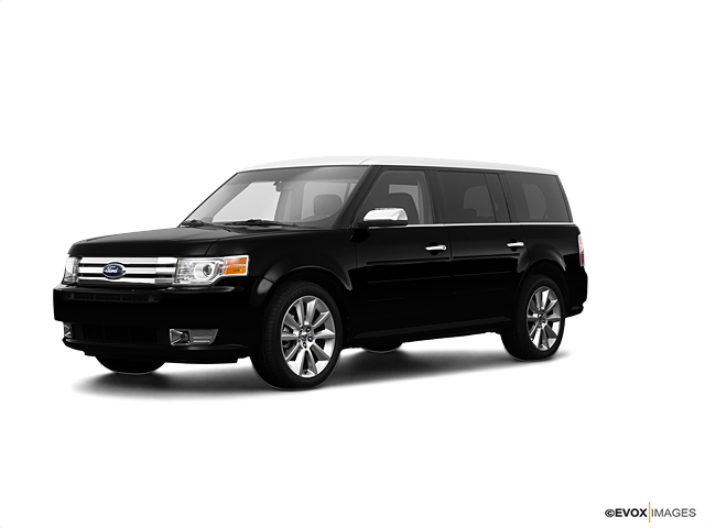 2009 Ford Flex Vehicle Photo in Medina, OH 44256
