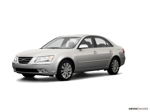 2009 Hyundai Sonata Vehicle Photo in Spokane, WA 99207