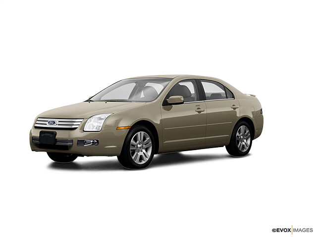 2009 Ford Fusion Vehicle Photo in Akron, OH 44320