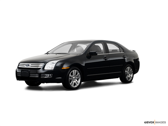 2009 Ford Fusion Vehicle Photo in Casper, WY 82609