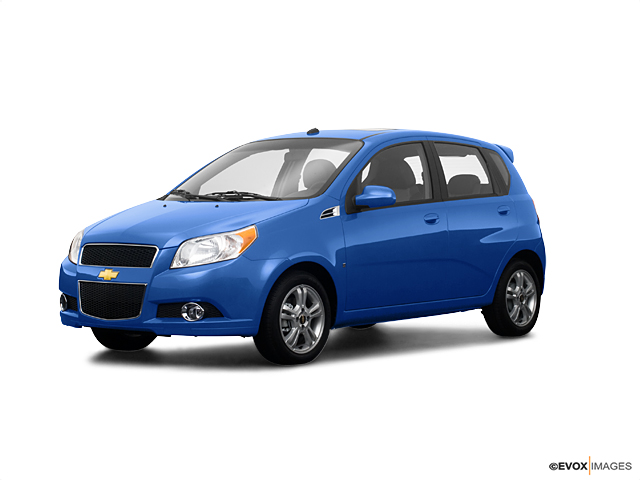 2009 Chevrolet Aveo Vehicle Photo in Lawrenceville, NJ 08648