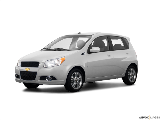 2009 Chevrolet Aveo Vehicle Photo in Oak Lawn, IL 60453