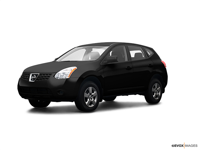 2009 Nissan Rogue Vehicle Photo in Vincennes, IN 47591