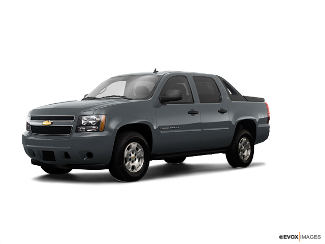 2009 Chevrolet Avalanche Vehicle Photo in Colorado Springs, CO 80905