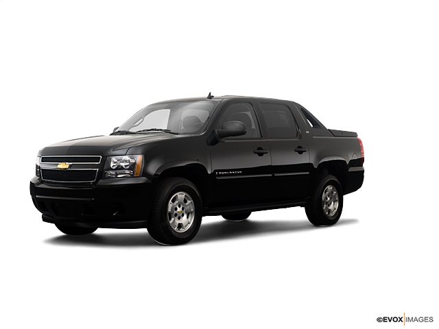 2009 Chevrolet Avalanche Vehicle Photo in Akron, OH 44320