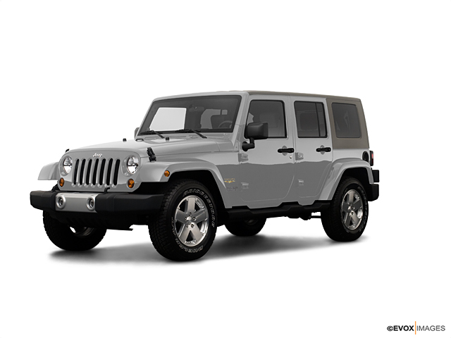 2009 Jeep Wrangler Unlimited Vehicle Photo in Winnsboro, SC 29180