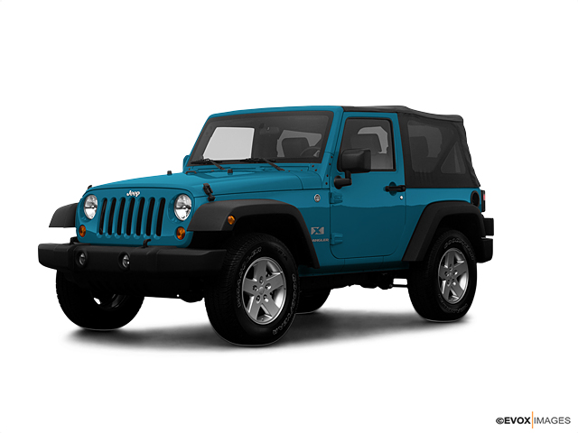 2009 Jeep Wrangler Vehicle Photo in Boston, NY 14025