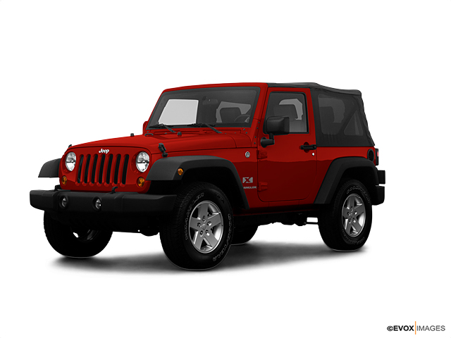 2009 Jeep Wrangler Vehicle Photo in Concord, NC 28027