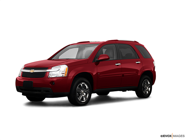 2009 Chevrolet Equinox Vehicle Photo in Enid, OK 73703