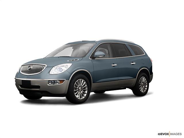 2009 Buick Enclave Vehicle Photo in Austin, TX 78759