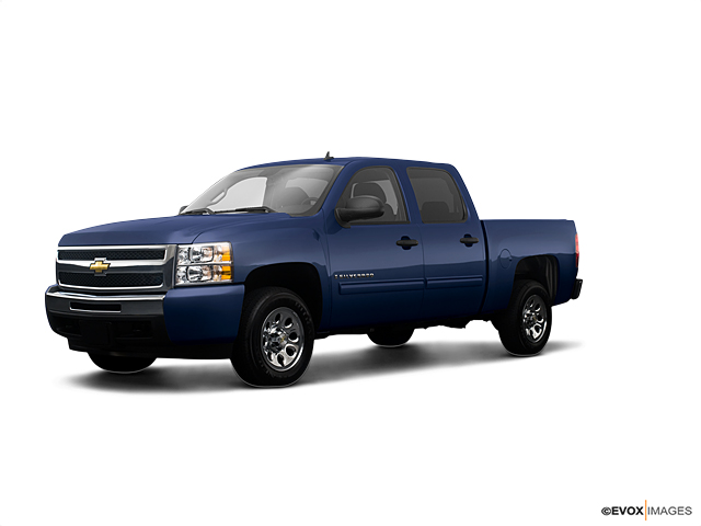 2009 Chevrolet Silverado 1500 Vehicle Photo in Tallahassee, FL 32308