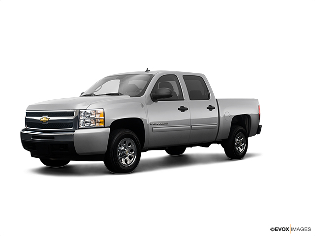 2009 Chevrolet Silverado 1500 Vehicle Photo in Fort Worth, TX 76180