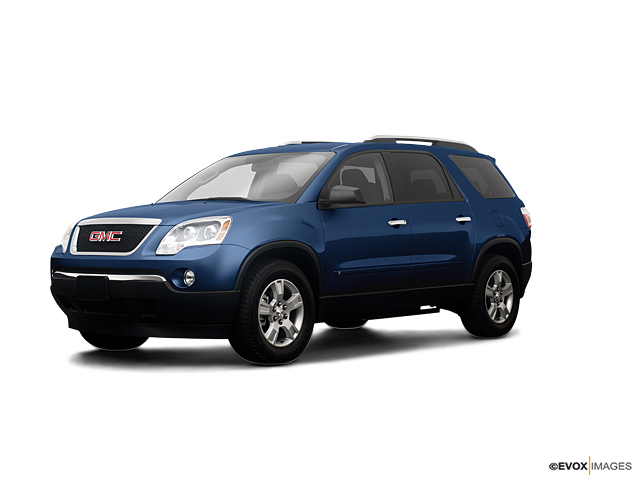 2009 GMC Acadia Vehicle Photo in Freeland, MI 48623