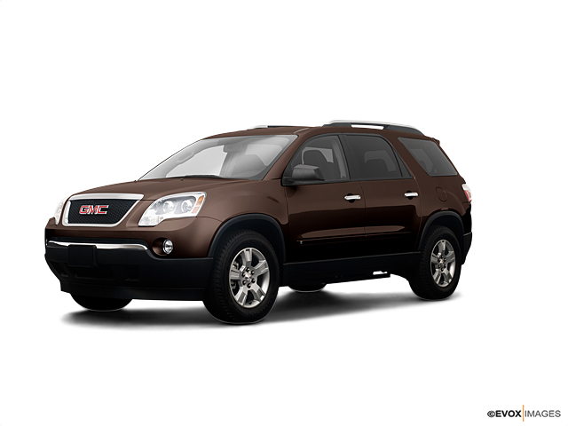used 2009 medium brown metallic gmc acadia for sale in akron rh chevyvandevere com 2017 Acadia Denali 2009 Acadia White