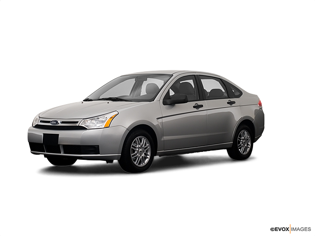 2009 Ford Focus Vehicle Photo in Joliet, IL 60435