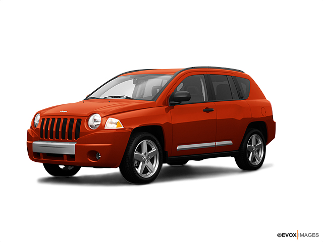 2009 Jeep Compass Vehicle Photo in Colorado Springs, CO 80920