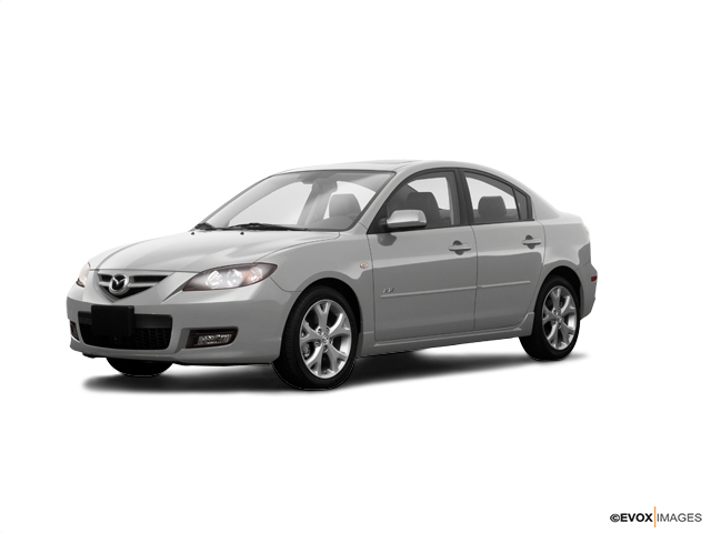 2009 Mazda Mazda3 Vehicle Photo in Charleston, SC 29407