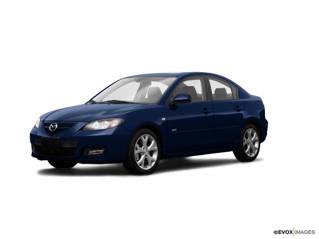 2009 Mazda Mazda3 Vehicle Photo in Trevose, PA 19053